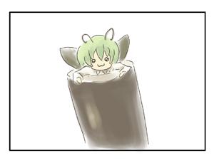 白玉楼の恵方巻3