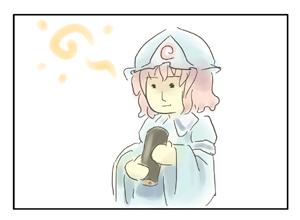 白玉楼の恵方巻4