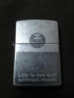 Life is too dull without music