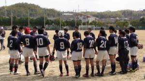 2013.3.23 西陵中学練習試合