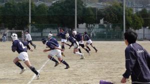 2013.3.23西陵中学練習試合№2