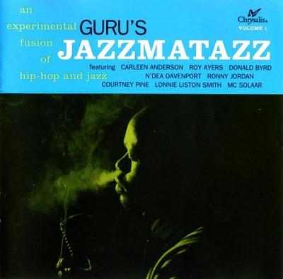 guru - Jazzmatazz Vol 1 (Front)