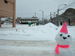 1月8日(土)の天気