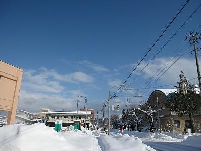 1月18日(火)の天気
