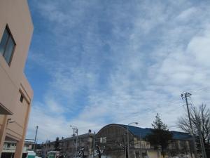 1月27日(木)の天気