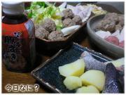 ふんわり団子鍋 1月16日の晩御飯
