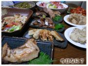 餃子 1月30日の晩御飯