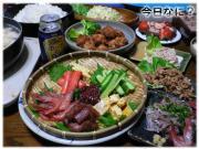 手巻き寿司 2月6日の晩御飯