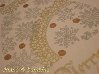 2011.10.31.針山、Xmasカード 028 blog