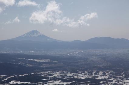 富士山 前三ツ頭より