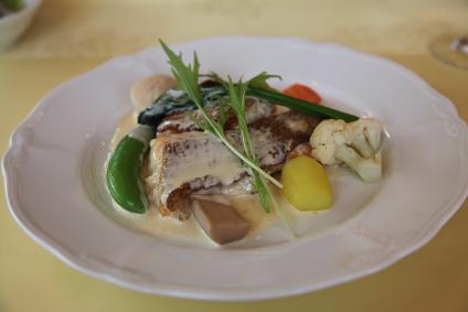 百年草 本日の魚料理