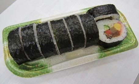 切妻造り寿司