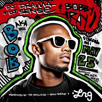B.o.B #8211; Fck the Money (ft. Asher Roth) (prod. by Kanye West)