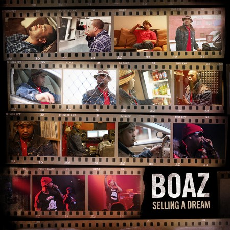 Boaz ft. S. Money- Gangsta's Make The World Go Round