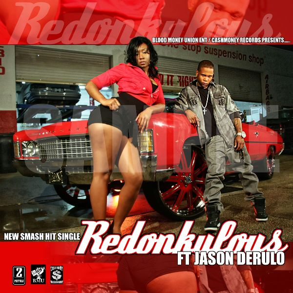 2Pistols ft. Jason Derulo #8211; Redonkulous