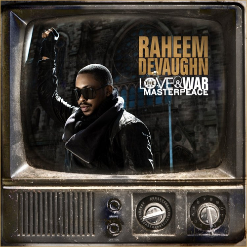 Raheem DeVaughn #8211; The Love  War Masterpeace (Album Stream)