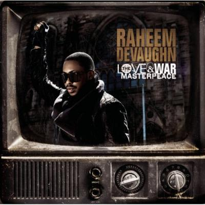 Raheem DeVaughn- Nobody Wins A War (Ft. VA)