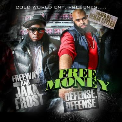 Jakk Frost, Freeway, Ms Jade, Nina Ross  Tek (Smif  Wessun) Part Of the Game (prod. by Vitamin D)