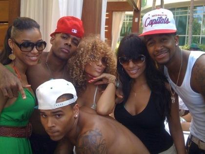 Chris Brown- Perfume (Ft. Richgirl) [No DJ]