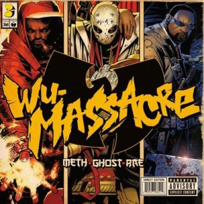 Meth-Rae-Ghost Youngstown Heist (feat. Trife Diesel x Sheek Louch x Bully) (prod. by Scram Jones)