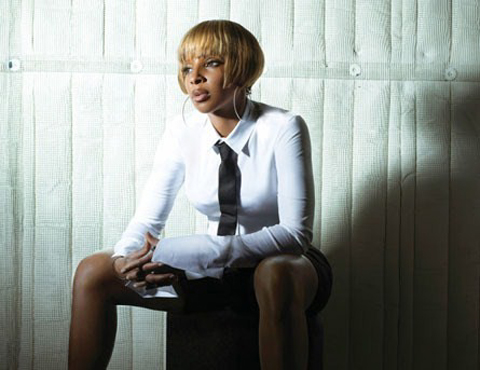 Mary J. Blige- The Very Best Thing (prod. Underdogs)