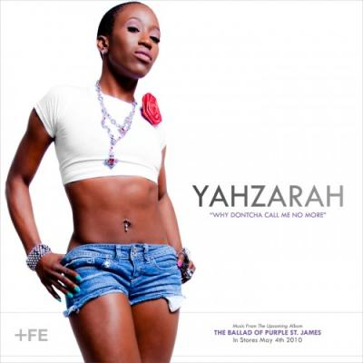 YahZarah#8211;Why Dontcha Call Me No More (prod. Nicolay  Phonte)