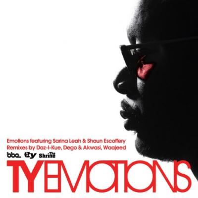 Ty- Emotions (ft. Sarina Leah  Shaun Escoffery)