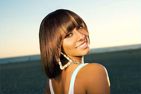 Keri Hilson- First x Cut My Hair x Automatic