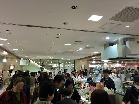 博多駅ビルオープン027