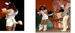 ブレーメン舞台版・猫さんのしっぽ