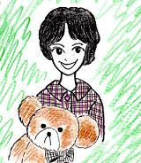 中野慶子さん・イラスト