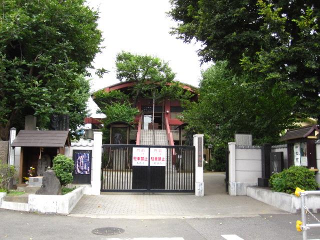 寿徳寺正面