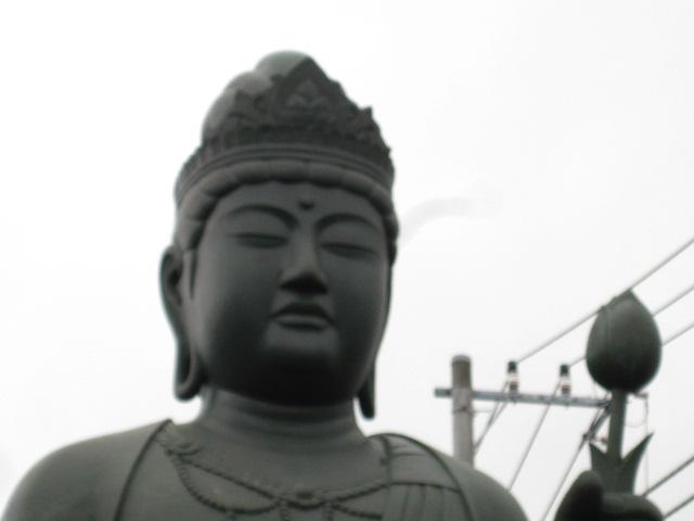 寿徳寺の大観音様2