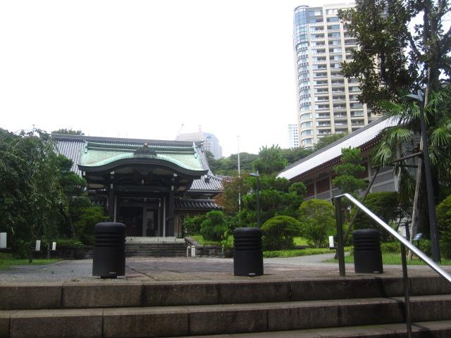 青松寺本堂