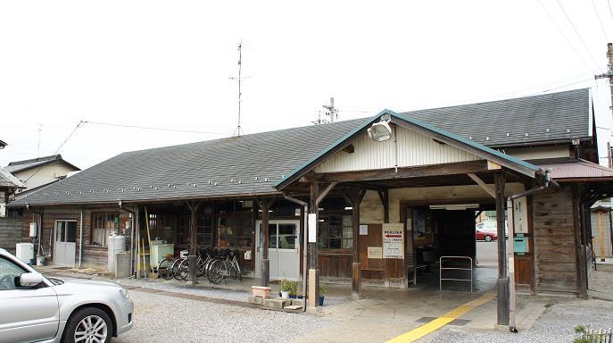 美濃赤坂駅2