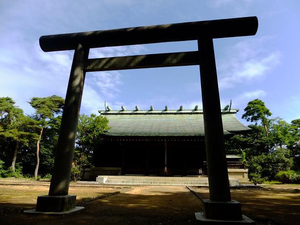 高山神社拝殿