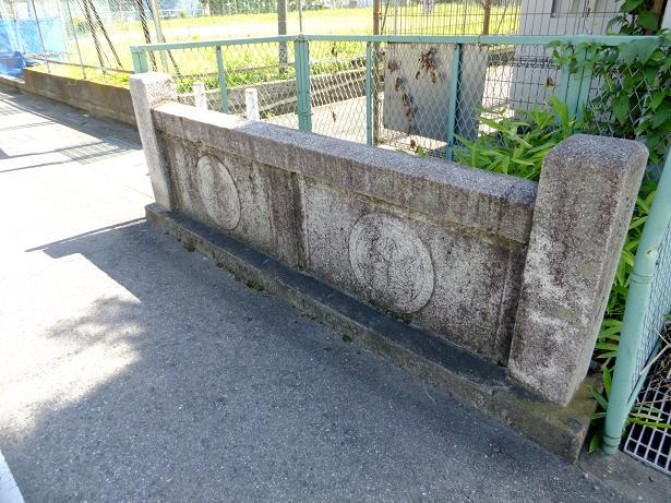 太田市内の石橋