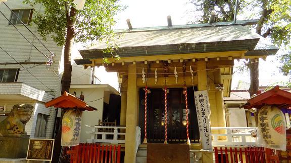 皆中稲荷神社1