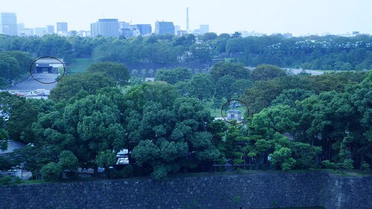 桜田門など