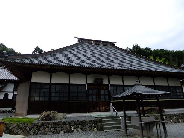 正龍寺本堂