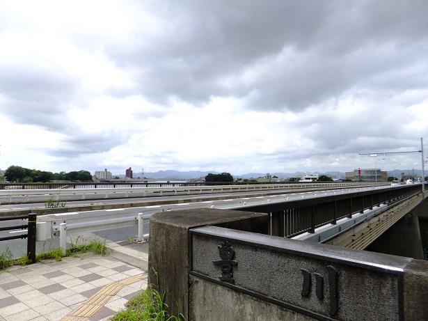 豊川に架かる橋