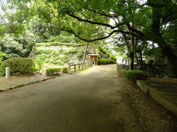 吉田城土橋
