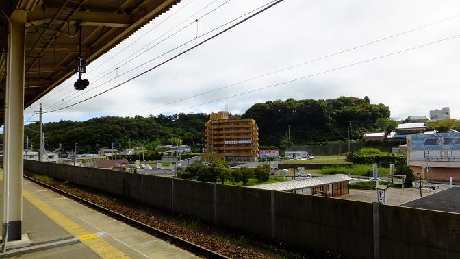 鹿島神宮遠景