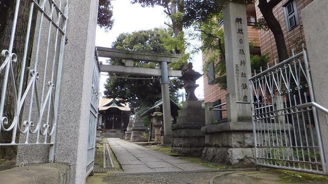 大森日枝神社