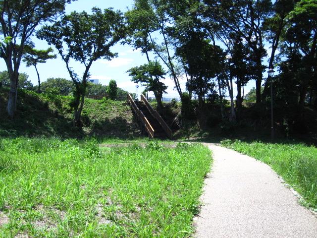 丸山城跡2