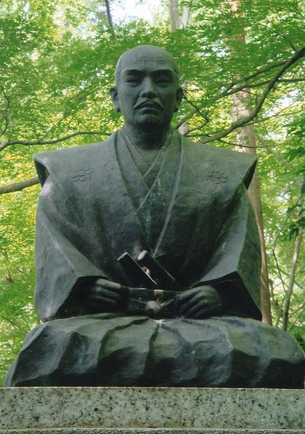 石田三成坐像