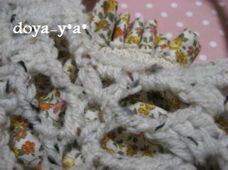 編み編みバッグ4