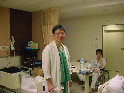 旭川 病室