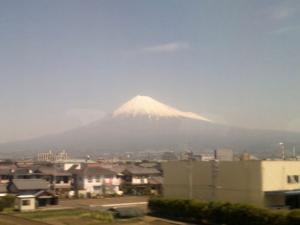 4月30日の富士山②