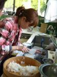 寿司ケーキ試作05